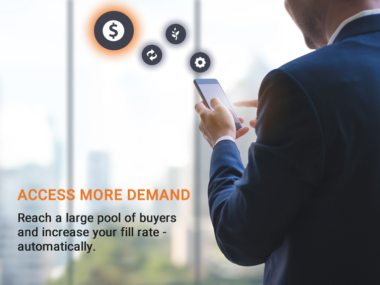 Access more demand with programmatic selling