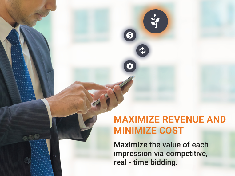 Maximize revenue with programmatic selling